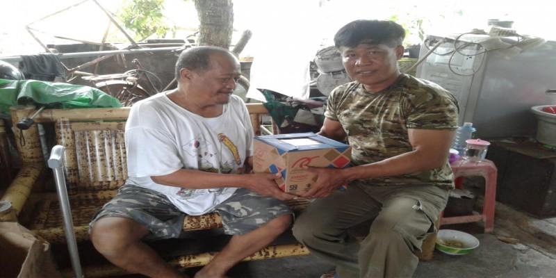 Pembangunan Jamban Bagi Warga Kelurahan Baciro Oleh Babinsa Koramil 03 Gondokusuman