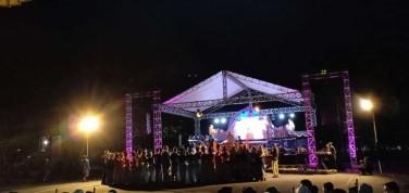 "GELAR SENI JABAR FEST 2019  ""GEMA PAJAJARAN DI TANAH MATARAM"""